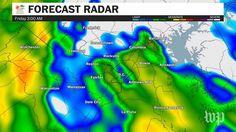 Flash flood watch through Friday