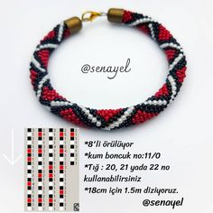 8 around bead crochet rope pattern Loom Bracelet Patterns, Loom Bracelets, Seed Bead Earrings, Beaded Earrings, Crochet Earrings, Seed Beads, Bead Crochet Patterns, Bead Crochet Rope, Ideas