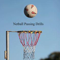 Netball Passing Drills