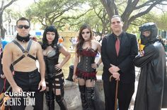 Repo! The Genetic Opera Cosplay Group by Sallysweet101.deviantart.com on @DeviantArt