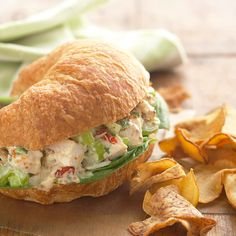 One of the most versatile recipes around is chicken salad, and it's no wonder: It makes a delicious lunch sandwich, a light dinner entree, or a favorite go-to party recipe.