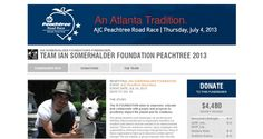 Clic on this! http://www.crowdrise.com/ISF-Peachtree2013