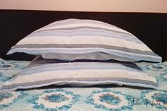 Perne de pat Bed Pillows, Pillow Cases, House, Pillows, Home, Homes, Houses