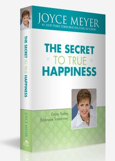 Meyer spreads the word that an exciting, enjoyable life is available to everyone. She packs this book with biblical principles and practical application, revealing secrets she has discovered for livi ng a full and joyful life. Joyce Meyer @ R280.