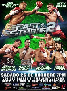 Fast & Strong 2 @ Coliseo Rafael G. Amalbert, Juncos #sondeaquipr #fastandstrong #coliseorafaelgamalbert #juncos