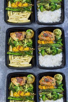 these will have you covered for healthy make ahead lunches and tasty chicken breast meal prep recipes.these will have you covered for healthy make ahead lunches and dinners! Best Meal Prep, Sunday Meal Prep, Lunch Meal Prep, Meal Prep Bowls, Healthy Meal Prep, Easy Healthy Recipes, Easy Meals, Keto Recipes, Lunch Recipes