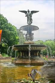This is the bethesda statue which the jinni is confused about the angle and what it is.
