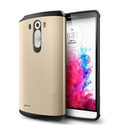 Θήκη Πλαστική Armor Case OEM Χρυσό (LG G3) - myThiki.gr - Θήκες Κινητών-Αξεσουάρ για Smartphones και Tablets - Χρώμα χρυσό