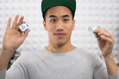 Watch Music Producer Andrew Huang Make a Beat Using Fidget Spinners