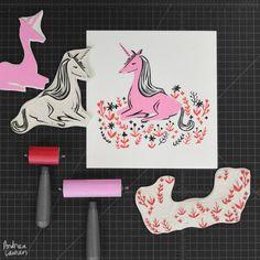 Unicorn : Andrea Lauren