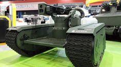 Milrem Unmanned ground vehicle , - , Milrem's robotic...