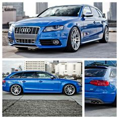 The S4 Avant has always been one of my attainable dream cars...