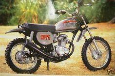 Honda XR75 Minicycle