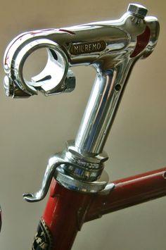MILREMO Ext.65mm stem I restored.