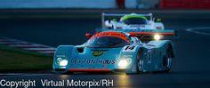 #14, Porsche 962 (1987), Tommy Dreelan (GB) and Aaron Scott (GB), Group C. 25.07.2015. Silverstone, England, U.K. Silverstone Classic 2015.