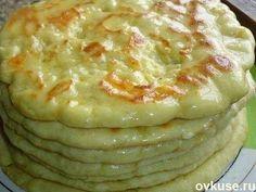 Хачапури по-Тбилисски за 5 минут