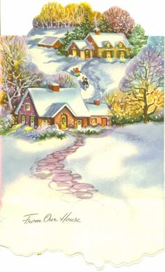 from The Vintage Greeting  (http://www.etsy.com/listing/86962763/vintage-christmas-card-unused-from-our)