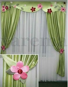 Modern Curtains, Curtains With Blinds, Drapes Curtains, Valances, Drapery, Curtain Designs, Curtain Styles, Window Coverings, Window Treatments