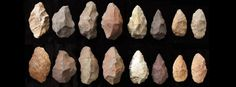Ancient Stone Tools In Ethiopia Date Back 1.75 Million Years. Because of its coincidence with the appearance of Homo erectus, scientists believed the sophisticated tools were made by the newer species of Homo. The tool-making techniques stayed similar until 800,000 years ago, when the edges on the tools became more refined.