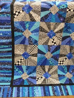 challenge quilts | The Black and White Quilt Challenge Project
