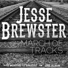 Jesse Brewster's March of Tracks