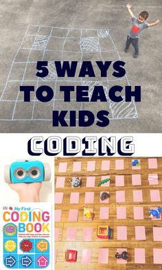 Water guns? Robots? A deck of cards? Get your kids coding and having fun with these 5 super activities (even if you dont know how to code!).