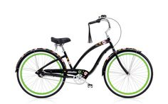 Cruiser Sugar Skulls 3i Bike by Electra Bicycle Company   1 colors