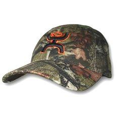 best service 912c7 50d46 HOOey Cap Buckshot Mossy Oak Camo Flexfit Youth Cowboy Cap