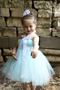 Atutudes Tiffany Box Tutu Dress by atutudes on Etsy This is sooooo Collins!