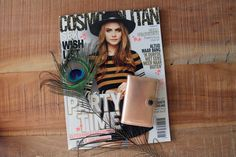 #inspiration | Secrid wallet & Pandora oorbellen - magazine - cosmopolitain