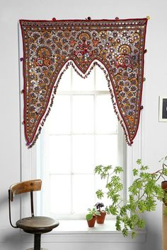 One-Of-A-Kind Valance - Urban Outfitters