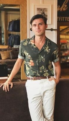 casual mens fashion which look amazing 690747 Camisa Floral, Trendy Summer Outfits, Stylish Outfits, Mens Fashion, Fashion Outfits, Fashion Edgy, Fashion Clothes, Winter Fashion, Fashion Trends