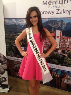 Marcela Chmielowska, Miss Poland Universe 2014 Miss Universe 2014, Sari, Poland, Dresses, Fashion, Beauty, Mercury, Saree, Vestidos