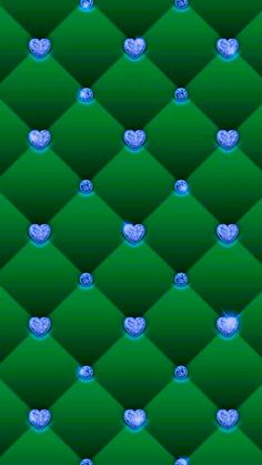 Green Wallpaper, Pattern Wallpaper, Fractal Art, Fractals, Heart Iphone Wallpaper, Pink Walls, Phone Backgrounds, Diamond Heart, Heart Designs