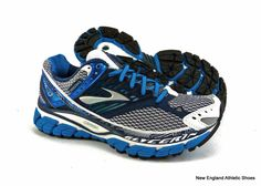 f08b05053a7 Brooks Women Glycerin 10 Running Shoes SNEAKERS Size 5 - Dresden Blue    Insignia for sale online