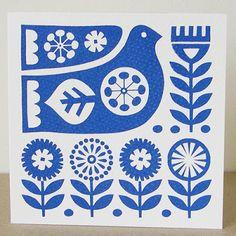 print & pattern: XMAS 2015 - fran wood design