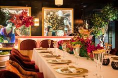 """""""Asian"""" Version of The Ivy Replaces Jamie Oliver's Barbecoa Near St. Paul's Cathedral Asia Restaurant, London Sign, Lighting Control System, Berkeley Square, Website Sign Up, Asian Fabric, Beautiful Sites, London Restaurants, Light Installation"""