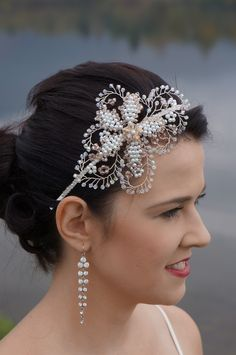 Wedding tiara.