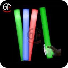 Led Lighting Colorful Led Foam Stick .My Skype:b-leddots.com