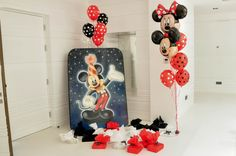 Michey & Minnie Balloon by @Fantasyparty