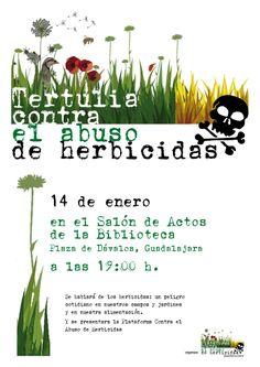 TERTULIA CONTRA EL ABUSO DE HERBICIDAS