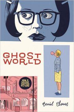 Amazon.com: Ghost World (9781560974277): Daniel Clowes: Books