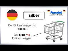 Pennolino! DEUTSCH lernen. Die Farben - Colors + 18 Vokabeln / Vocabulary Words. Learn GERMAN! - YouTube