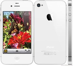 White iPhone 4S - Natural upgrade to my iPhone 4. Blended seamlessly back in to my life...
