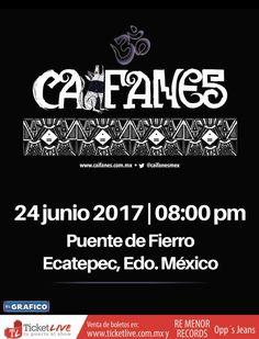 """""""CAIFANES LLEGA A ECATEPEC """" Sandra Fuentes"""