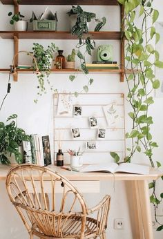 Home Office Design, Home Office Decor, Home Decor, Office Setup, Office Organization, Office Ideas, Room Ideas Bedroom, Diy Bedroom Decor, Bed Room