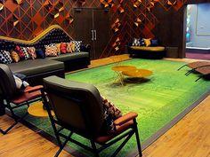TAPETES - A RVALENTIM produz tapetes sob medida com estampas incríveis. Ou voce pode trazer a sua estampas que nós produzimos. www.rvalentim.com