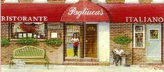 Pagliuca's Italian Restaurant In Boston, Massachusetts