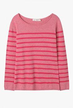 Seasalt - Kilgar Top  Stripes for spring - lovely!