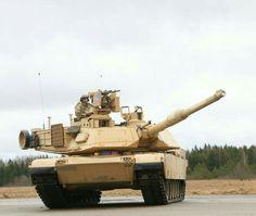 M1A2 Abrams MBT US Army